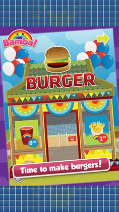 Bamba Burger: Practice requesting, loads of verbs and very interactive. My kids LOVE this!