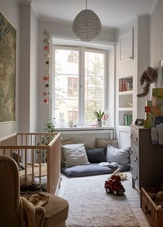 Home Decoration Light A light filled family home in Stockholm.Home Decoration Light A light filled family home in Stockholm Baby Bedroom, Kids Bedroom, Bedroom Decor, Bedroom Ideas, Master Bedroom, Guest Room Nursery, Wall Decor Kids Room, Bedroom Wall, Kid Decor
