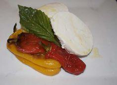 Fior di Latte Mozzarella Roasted sweet peppers, basil, Maldon sea salt, extra virgin olive oil $16 (6/13)