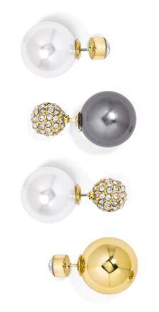Sweet pearl studs