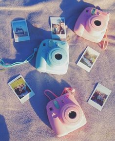 Polaroid cameras - Instax Camera - ideas of Instax Camera. Trending Instax Came. Polaroid Camera Instax, Film Polaroid, Camara Fujifilm, Dslr Aperture, Camera Aesthetic, Cute Camera, Dslr Photography Tips, Photography Equipment, Portrait Photography