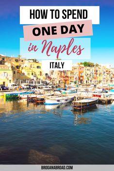 Things to do in Naples, Italy | One day itinerary in Naples, Italy | Travel Tips for Naples, Italy | Best places to visit in Naples, Italy | cutest places to see in Naples, Italy | Where to eat in Naples, Italy | How to spend one day in Naples, Italy | Day trip to Naples, Italy | Naples, Italy Day Trip #naples #italy #travel
