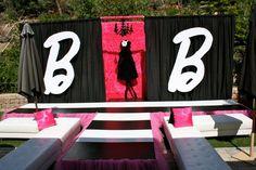 Barbie Birthday Party via the TomKat Studio Blog.