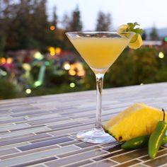 pineapple cilantro jalapeño cocktail more cocktail recipes seasons ...