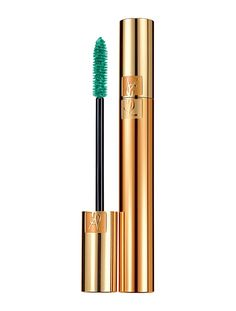 YSL Spring 2016 Collection - Mascara Volume Effet Faux Cils | $32.00 | Limited Edition      [Hippie Green - Green]