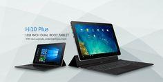 Hot Deal: CHUWI HI10 PLUS Tablet PC – $198.36