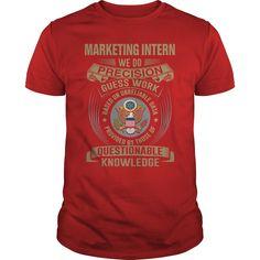 MARKETING INTERN - WE DO T4 - MARKETING INTERN - WE DO T4 (intern Tshirts)