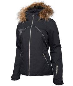 Spyder+Gem+Faux+Fur+Jacket+-+Women's+-+2014/2015