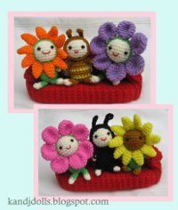 free amigurumi patterns ༺✿ƬⱤღ✿༻