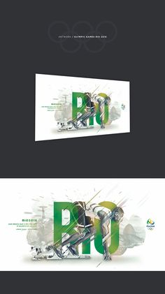 Artwork - Olympic Games Rio 2016 on Behance