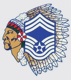Chief Master Sergeant Emblem.