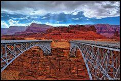 Navajo Bridge HDR