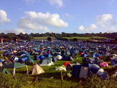 Top Ten Festival Camping Tips
