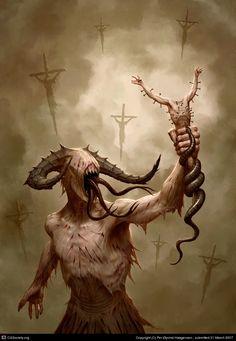 EterPains, Os senhores do Sofrimento. São os responsáveis pelas punições das almas enviadas para o inferno.