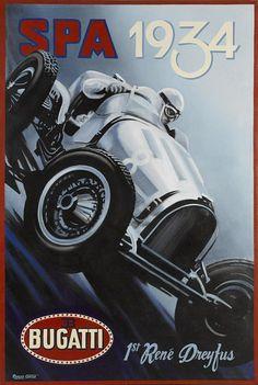 The last Grand Prix win for Bugatti.