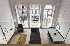 Arredare una casa con i soffitti alti - Lampade sospese