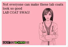 Though truth be told, we're more about the scrubs at Covance Leeds - #ScrubSwag