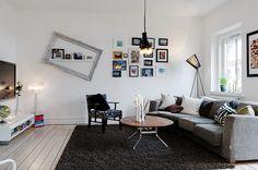 galeria na ścianie pomysły