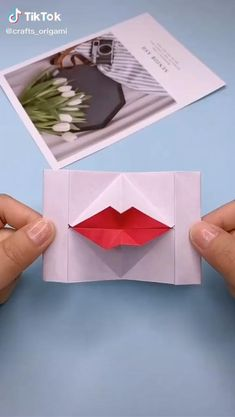 Kids Crafts, Diy Crafts Hacks, Diy Home Crafts, Creative Crafts, Easy Crafts, Cool Paper Crafts, Paper Crafts Origami, Diy Paper, Origami Gifts