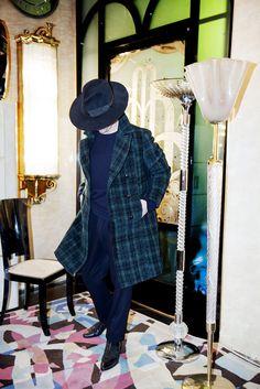 MP Massimo Piombo Fall 2015 Menswear Fashion Show Fashion Show, Mens Fashion, Fashion Design, Style Fashion, Nike Air Flight, Nike Models, Fall Winter 2015, Autumn, Wide-brim Hat