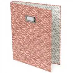 Raindrops ring binder