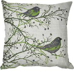Mona Cushion (in teal, not green) Freemans