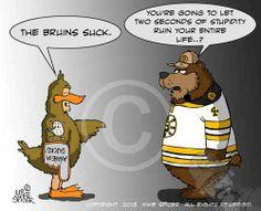 Bad Decision #bostonbruin #bruins