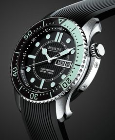 Bremont Supermarine 500 Watch: First Diver For Young Brand