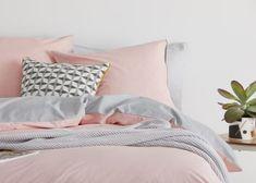Designer Bettwaren & Badtextilien | MADE.com Solar, Ikea, Gris Rose, House Rooms, Designer, Comforters, Bed Pillows, Pillow Cases, Modern