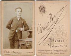 etwa 1890-1910 Atelier Breymann Pyritz