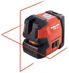 Ensure that you arrive on the job with the highest accuracy and maximum  versatility using this Hilti PM Two-L Line Laser. 65774188b9