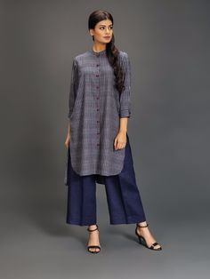 Discover and Buy Handpicked Designs in Fashion and Lifestyle Short Shirts, Striped Shorts, Workwear, Ethnic, Duster Coat, Tunic Tops, Shirt Dress, Jackets, Dresses