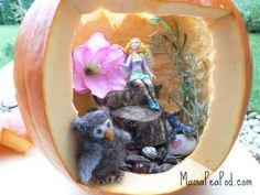 Mama Pea Pod: {Pumpkin Fairy World}