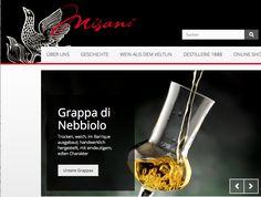 Un online shop di qualità ad un buon prezzo. www.vini-misani.ch