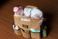 "Amazon.com: Lillian Rose Diaper Bag, Building The Foundation Daddy, 17.5"" x 6"" x 12.5"": Baby"