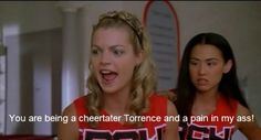 Bring It On, the original. All the sequels aren't worth my time.