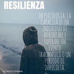 [forum] – La Resilienza