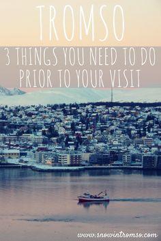 Visit Tromso Northern Norway