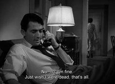 Gentleman's Agreement  (1947) - Gregory Peck