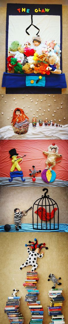 funny-baby-nap-time-costume-photo This is amazing!!  What a creative mind!