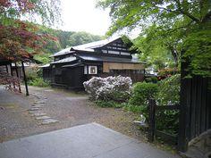 Kakunodate #akita #japan