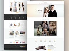 e-commerce home