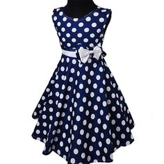 Fashion Tip of the Day: Polka Dots are a timeless trend. Not only the kids look super cute in polka dots, most of the clothes can carry off this design, be it tops, bottom wear or frocks.  Like us on Facebook	https://www.facebook.com/KidsberryIN	 ‪#‎KidsBerryIN‬