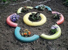 10 Ideas to Use Old Tires