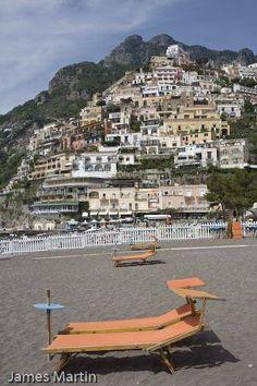 Positano, Italy - Beach