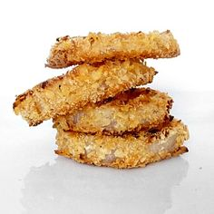Oven-Fried Onion Rings, Take II