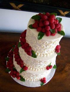 Wedding Cakes :: TrulyCustomCakery