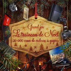 Grand jeu de Noël LDLC ! Tentez de remporter notre traîneau LDLC 2014 d'une valeur de 8500 euros ! Pour participer => http://www.ldlc.com/grand-jeu-concours-31.html Du 1 au 24, des lots à gagner chaque jour sur Facebook et Twitter de LDLC ! Règlement http://bit.ly/RtraineauLDLC et http://bit.ly/RcalendrierLDLC