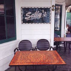 A review of Sally's Restaurant in Russell, Bay of Islands.