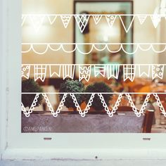 Cheerful flags # window drawing for cozy occasions. Choose one type about using them all together. Cheerful flags # window drawing for cozy occasions. Choose one type about using them all together. Chalk Pens, Chalk Markers, Chalk Art, Window Markers, Fun Diy Crafts, Window Art, Chalkboard Art, Tree Branches, Diy For Kids